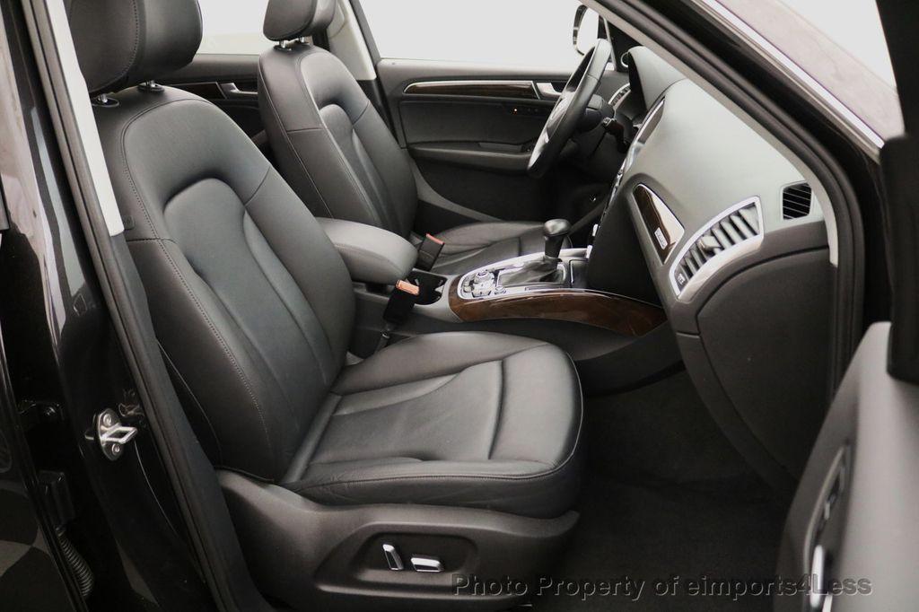 2016 Audi Q5 CERTIFIED Q5 2.0t Quattro Premium PLUS AWD TECH NAV - 17759840 - 49