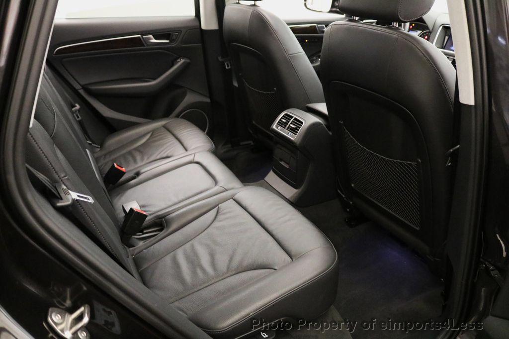 2016 Audi Q5 CERTIFIED Q5 2.0t Quattro Premium PLUS AWD TECH NAV - 17759840 - 51