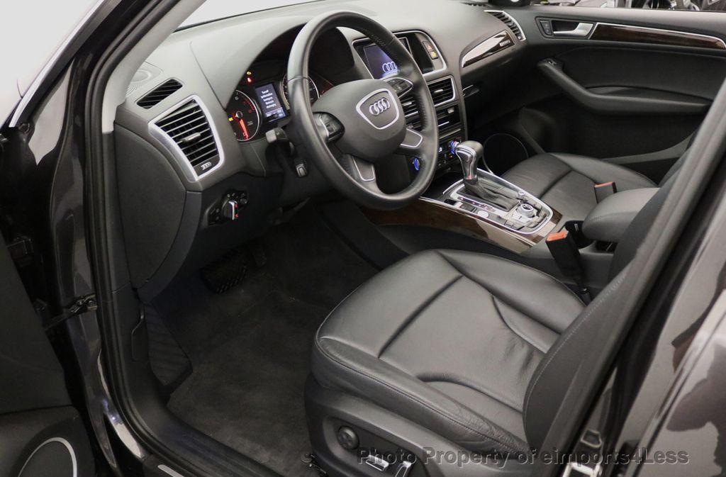 2016 Audi Q5 CERTIFIED Q5 2.0t Quattro Premium PLUS AWD TECH NAV - 17759840 - 5