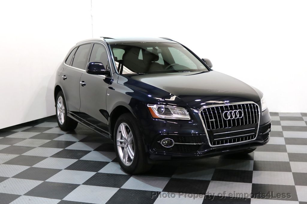 2016 used audi q5 certified q5 3 0t quattro s line awd. Black Bedroom Furniture Sets. Home Design Ideas