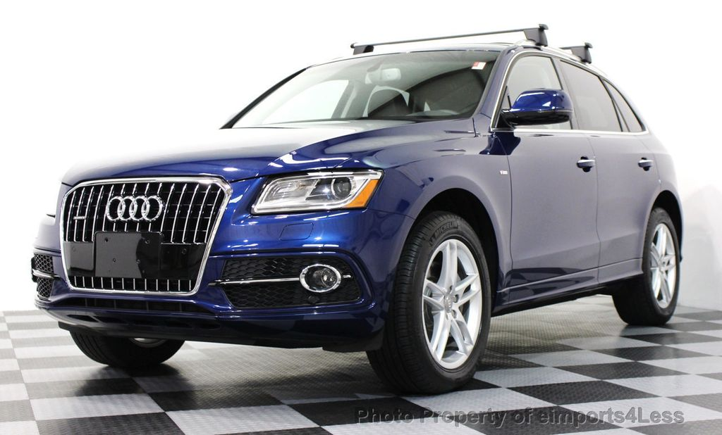 Used Audi Certified Quattro S Line Awd Suv Cam