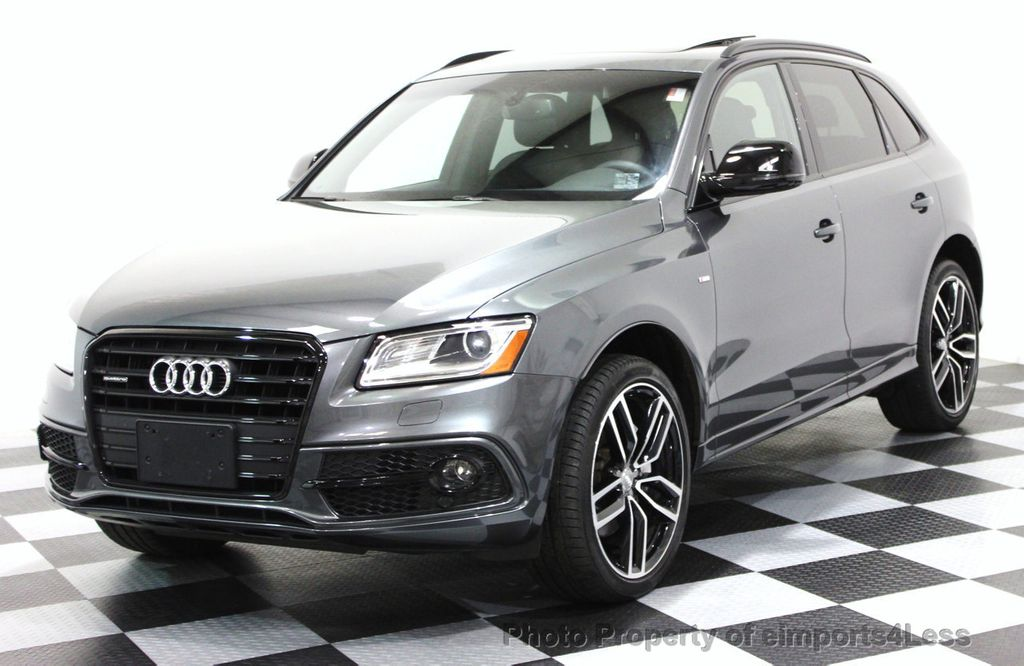 2016 used audi q5 certified q5 quattro s line sport tech camera navi at eimports4less. Black Bedroom Furniture Sets. Home Design Ideas