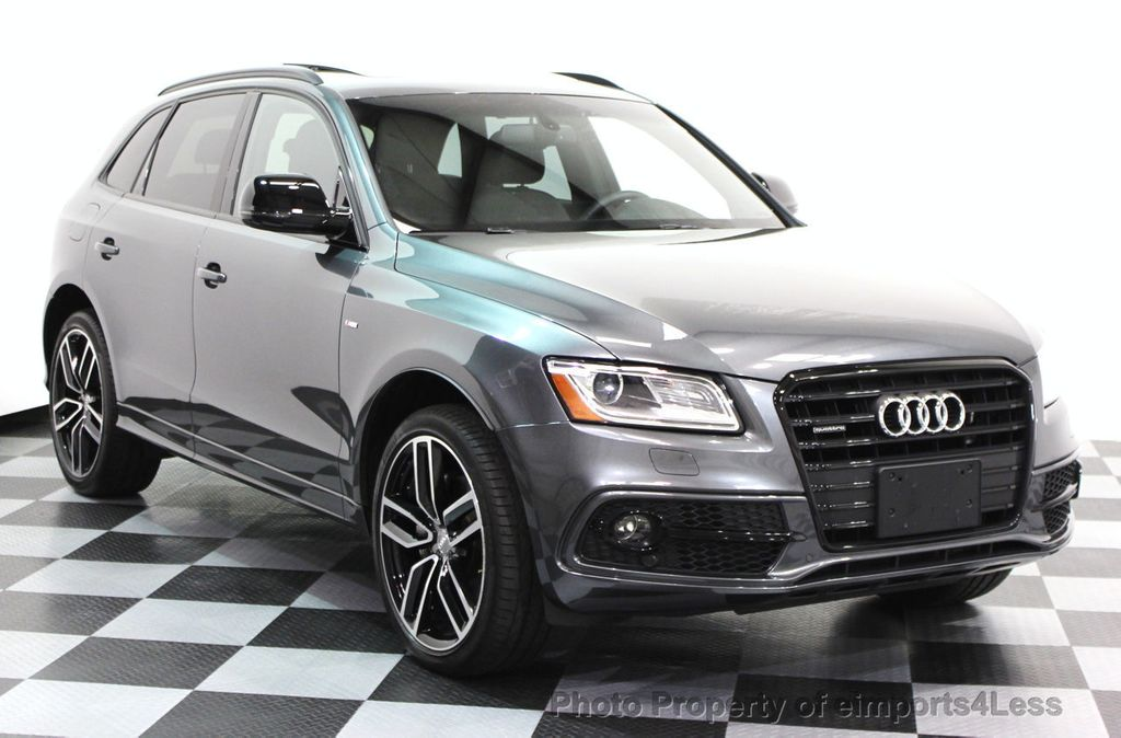 2016 used audi q5 certified q5 quattro s line sport. Black Bedroom Furniture Sets. Home Design Ideas