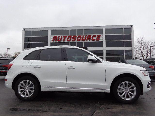 2016 Used Audi Q5 Quattro 4dr 2.0T Premium At Autosource