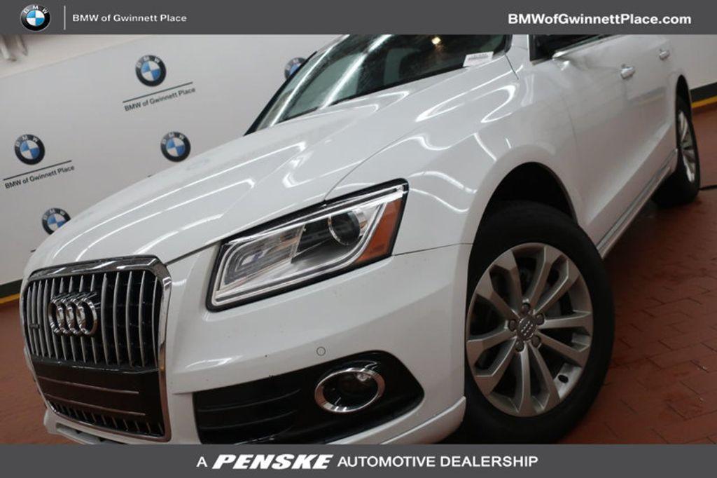 Used Audi Q Quattro Dr T Premium Plus At United BMW - Audi suv q5