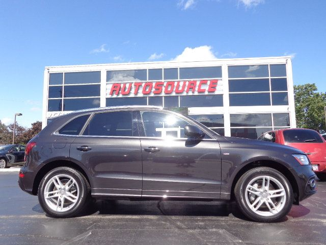 2016 Audi Q5 >> 2016 Used Audi Q5 Quattro 4dr 3 0t Premium Plus S Line At Autosource Motors Inc Serving Milwaukee Wi Iid 19347991