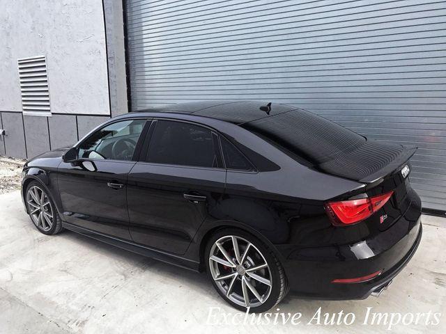 2016 Audi S3 2016 AUDI 8V S3 TURBO AWD SEDAN DSG BLACK OPTIC LOW MILES! - Click to see full-size photo viewer
