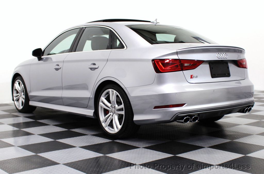 2016 used audi s3 certified s3 quattro awd sedan tech navigation at eimports4less serving. Black Bedroom Furniture Sets. Home Design Ideas