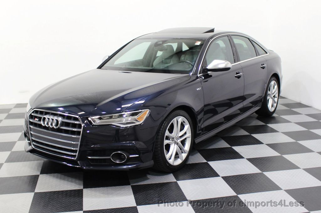 2016 Audi S6 CERTIFIED S6 4.0T V8 Quattro Sport Package DRIVER ASSIST - 18130111 - 16