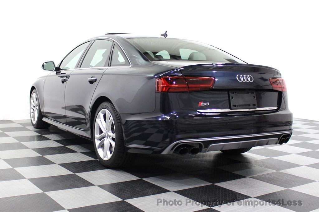 2016 Audi S6 CERTIFIED S6 4.0T V8 Quattro Sport Package DRIVER ASSIST - 18130111 - 18