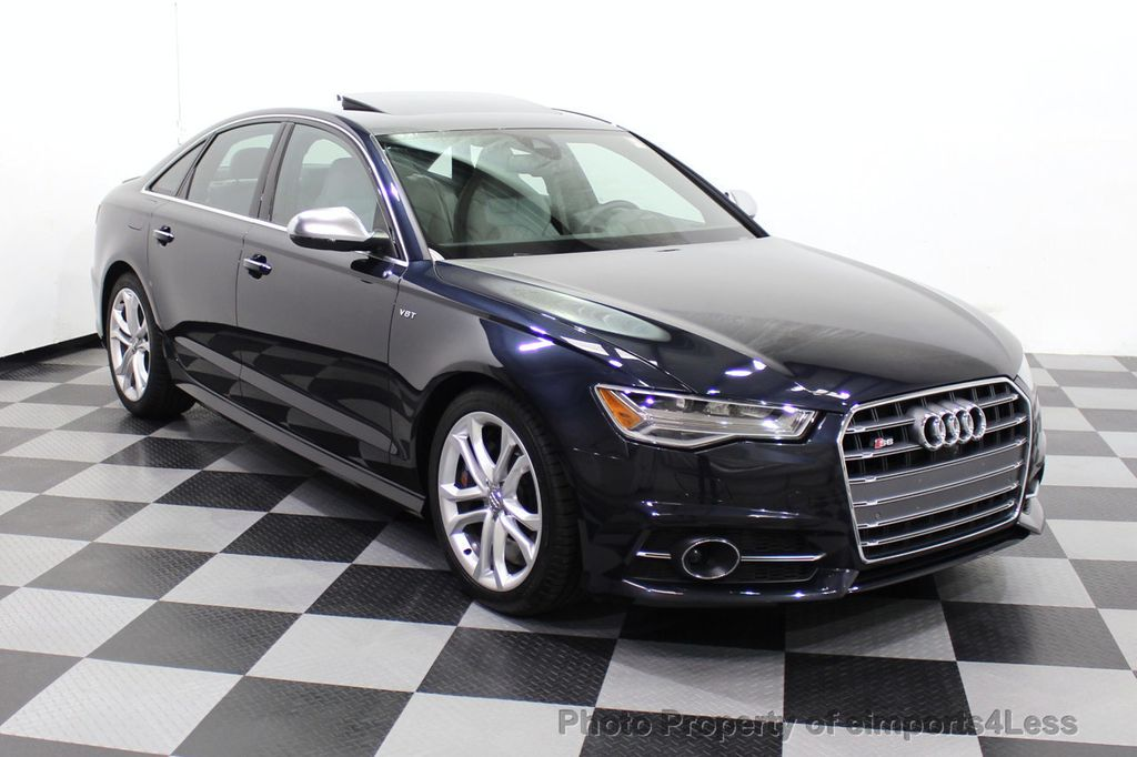 2016 Audi S6 CERTIFIED S6 4.0T V8 Quattro Sport Package DRIVER ASSIST - 18130111 - 1