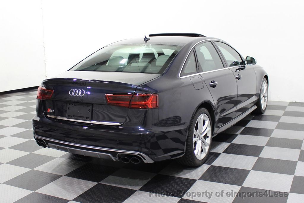 2016 Audi S6 CERTIFIED S6 4.0T V8 Quattro Sport Package DRIVER ASSIST - 18130111 - 20