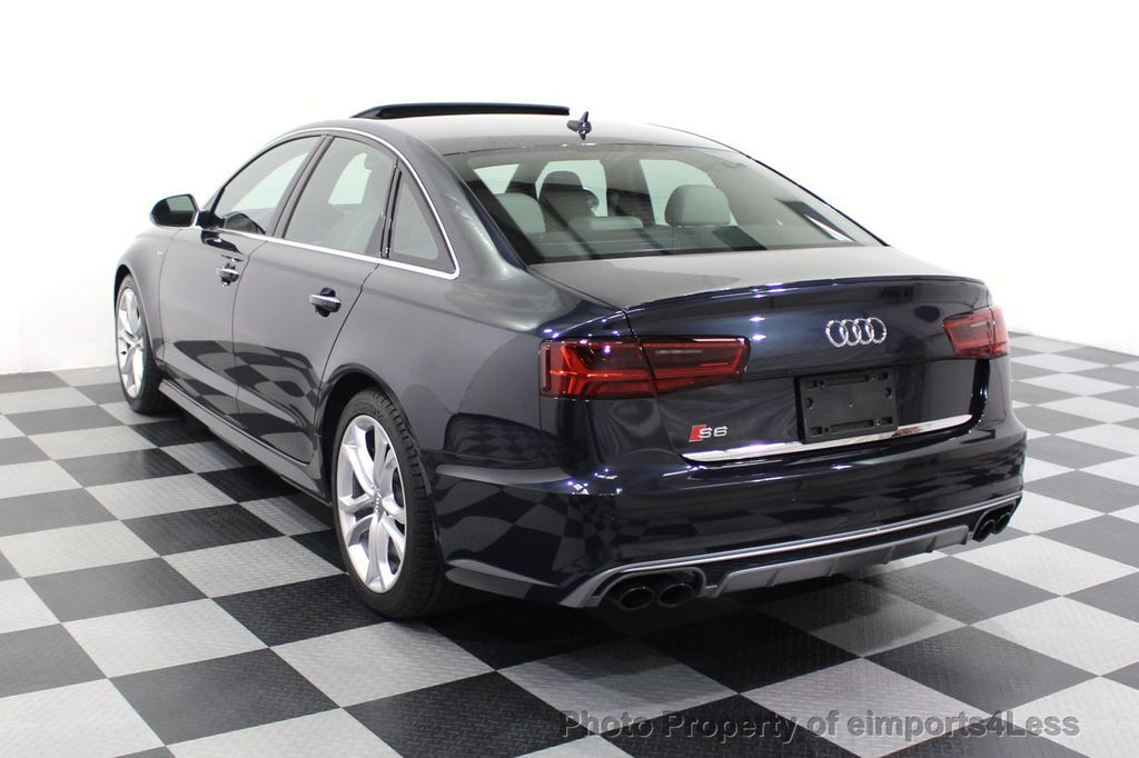 2016 Audi S6 CERTIFIED S6 4.0T V8 Quattro Sport Package DRIVER ASSIST - 18130111 - 2