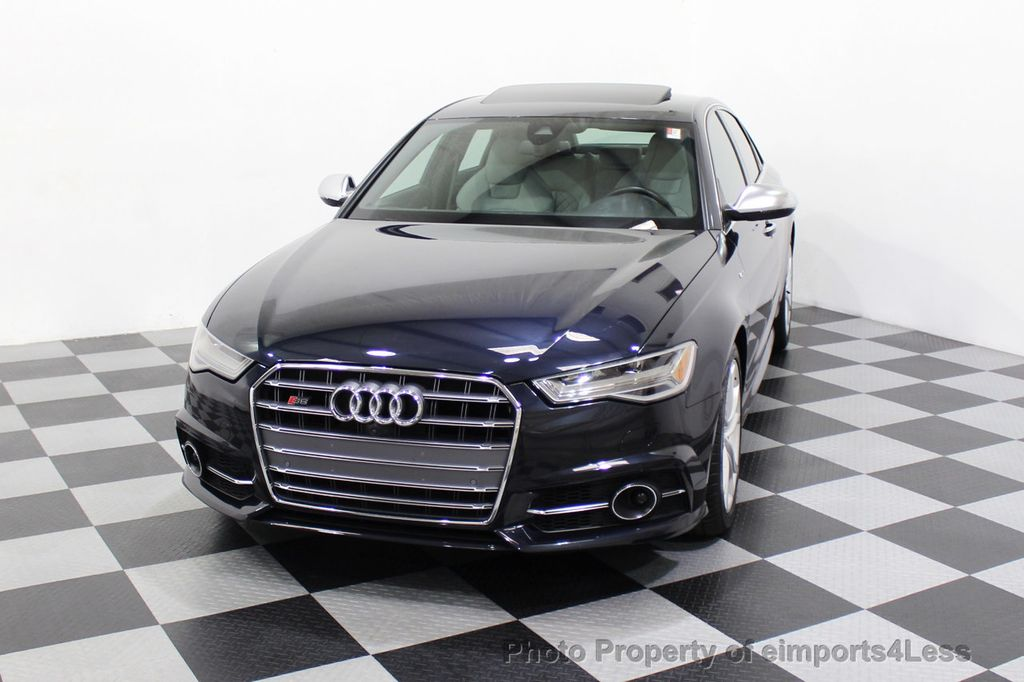 2016 Audi S6 CERTIFIED S6 4.0T V8 Quattro Sport Package DRIVER ASSIST - 18130111 - 30