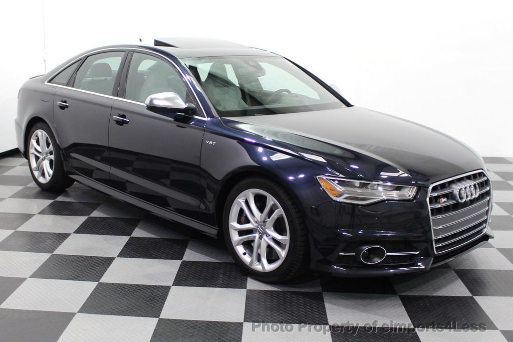 2016 Audi S6 CERTIFIED S6 4.0T V8 Quattro Sport Package DRIVER ASSIST - 18130111 - 31