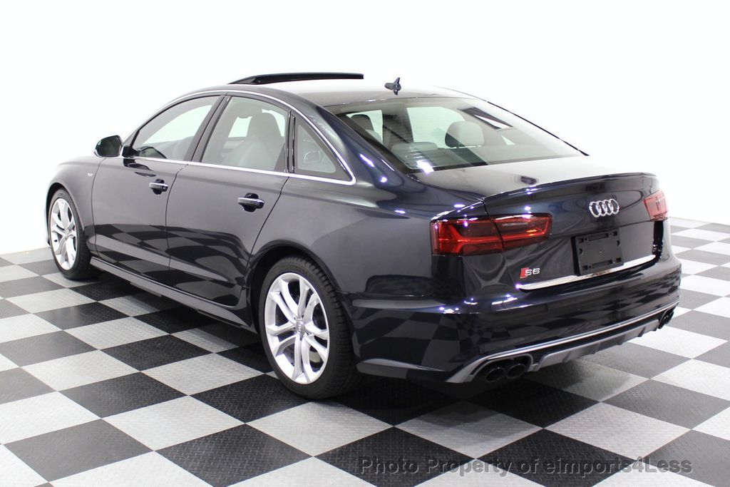 2016 Audi S6 CERTIFIED S6 4.0T V8 Quattro Sport Package DRIVER ASSIST - 18130111 - 32