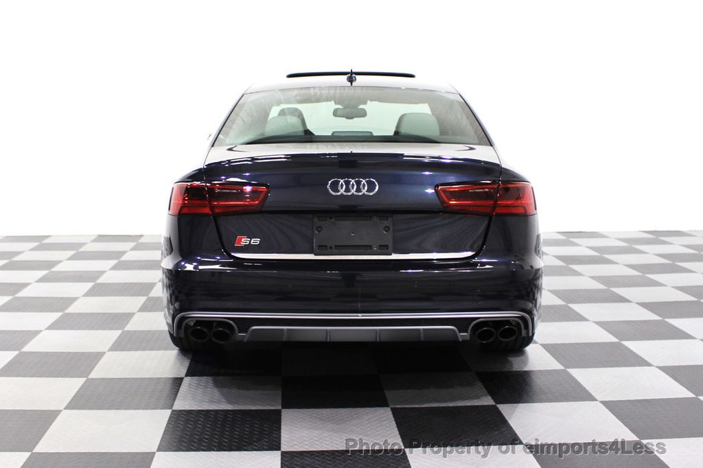 2016 Audi S6 CERTIFIED S6 4.0T V8 Quattro Sport Package DRIVER ASSIST - 18130111 - 33