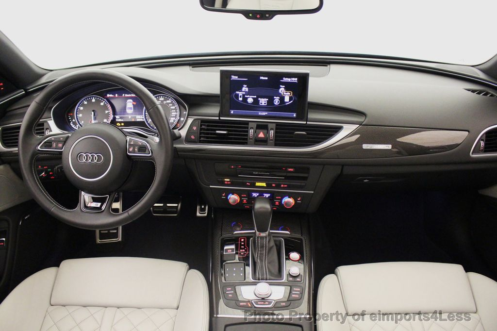 2016 Audi S6 CERTIFIED S6 4.0T V8 Quattro Sport Package DRIVER ASSIST - 18130111 - 36