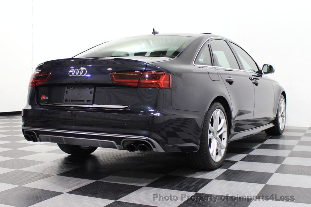 2016 Audi S6 CERTIFIED S6 4.0T V8 Quattro Sport Package DRIVER ASSIST - 18130111 - 3