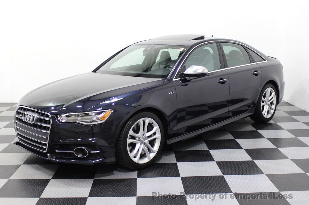 2016 Audi S6 CERTIFIED S6 4.0T V8 Quattro Sport Package DRIVER ASSIST - 18130111 - 47