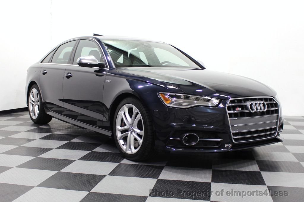 2016 Audi S6 CERTIFIED S6 4.0T V8 Quattro Sport Package DRIVER ASSIST - 18130111 - 48
