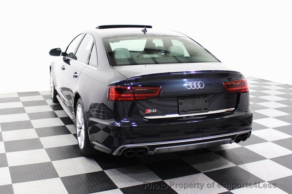 2016 Audi S6 CERTIFIED S6 4.0T V8 Quattro Sport Package DRIVER ASSIST - 18130111 - 49