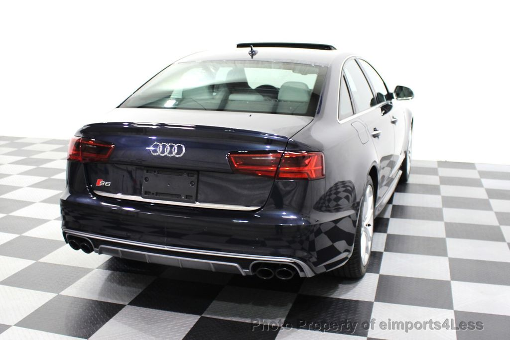 2016 Audi S6 CERTIFIED S6 4.0T V8 Quattro Sport Package DRIVER ASSIST - 18130111 - 50