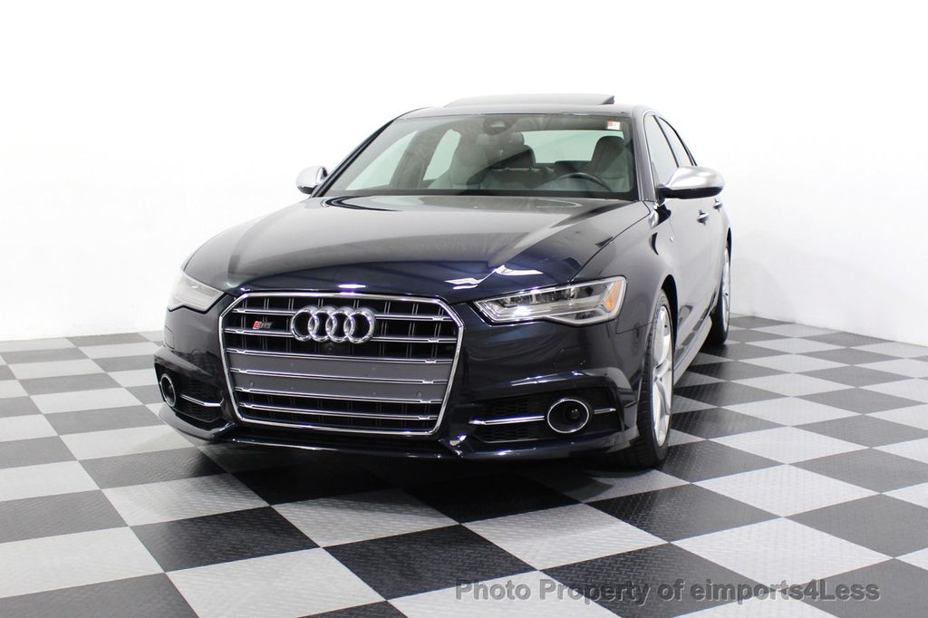 2016 Audi S6 CERTIFIED S6 4.0T V8 Quattro Sport Package DRIVER ASSIST - 18130111 - 55