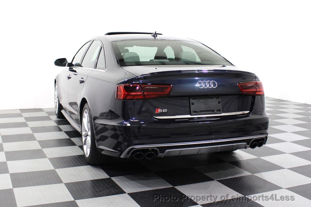 2016 Audi S6 CERTIFIED S6 4.0T V8 Quattro Sport Package DRIVER ASSIST - 18130111 - 56