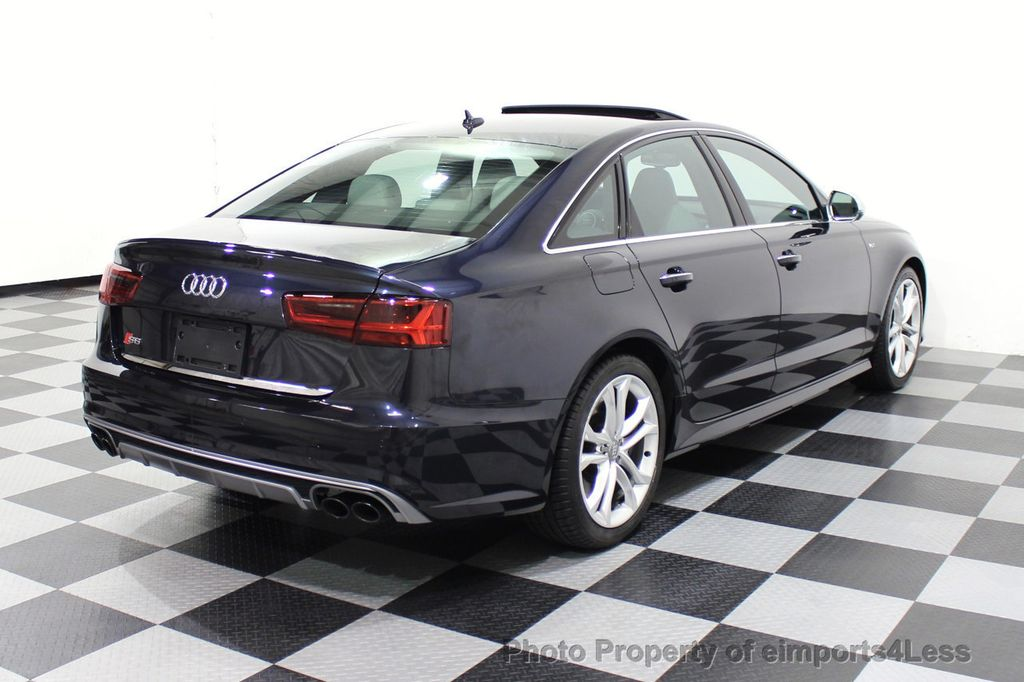 2016 Audi S6 CERTIFIED S6 4.0T V8 Quattro Sport Package DRIVER ASSIST - 18130111 - 57