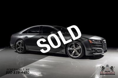 2016 Audi S8  Sedan