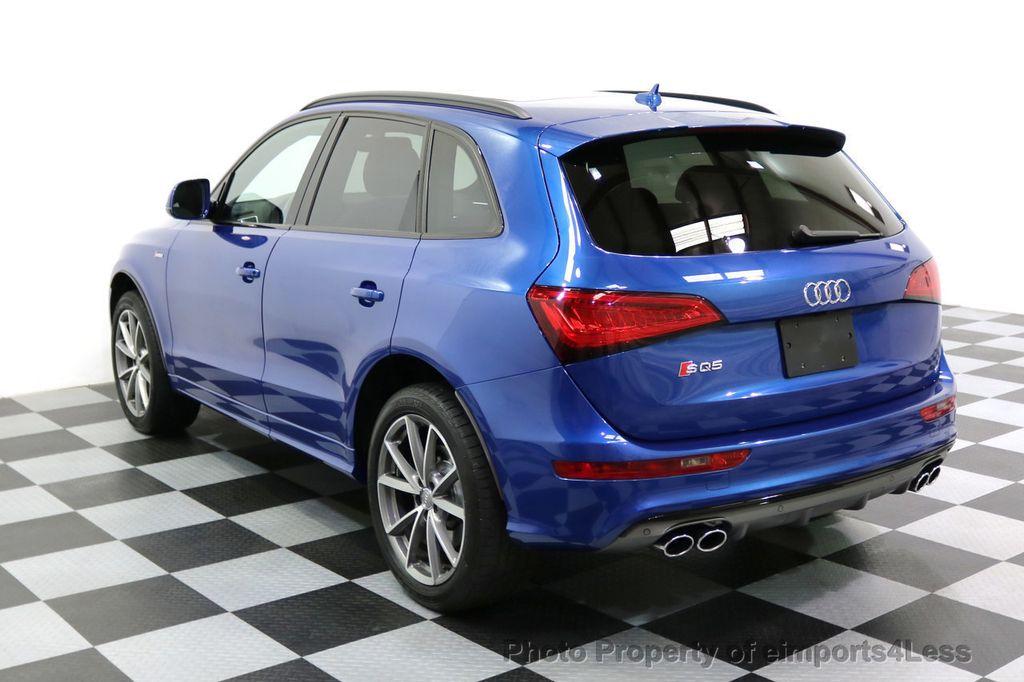 2016 Audi SQ5 CERTIFIED SQ5 3.0T Quattro BLACK OPTIC TECH CAM NAV - 17679322 - 16