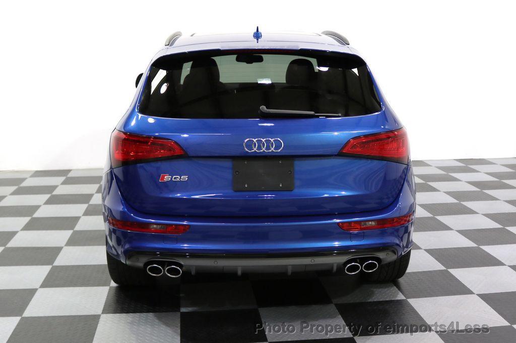 2016 Audi SQ5 CERTIFIED SQ5 3.0T Quattro BLACK OPTIC TECH CAM NAV - 17679322 - 17
