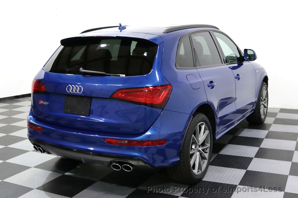 2016 Audi SQ5 CERTIFIED SQ5 3.0T Quattro BLACK OPTIC TECH CAM NAV - 17679322 - 18