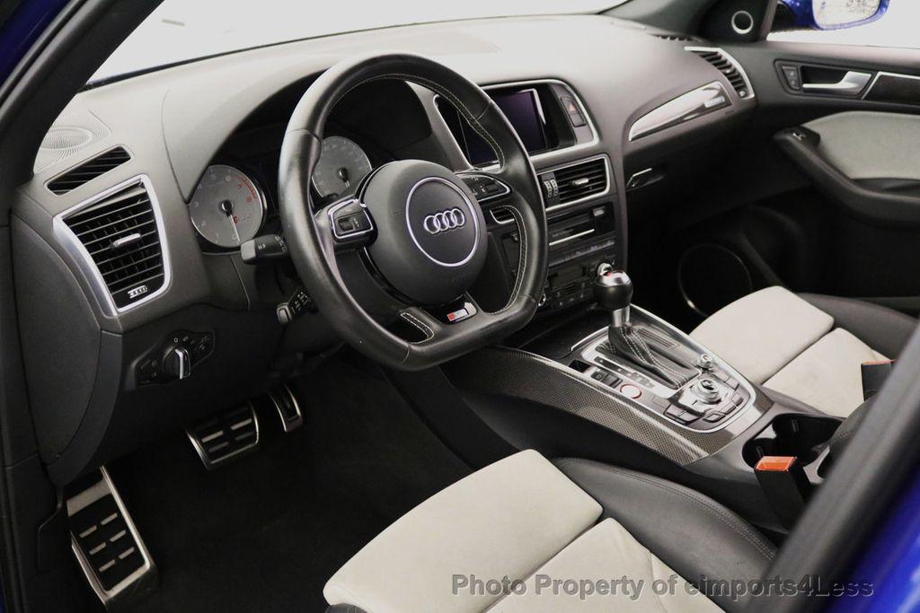 2016 Audi SQ5 CERTIFIED SQ5 3.0T Quattro BLACK OPTIC TECH CAM NAV - 17679322 - 33