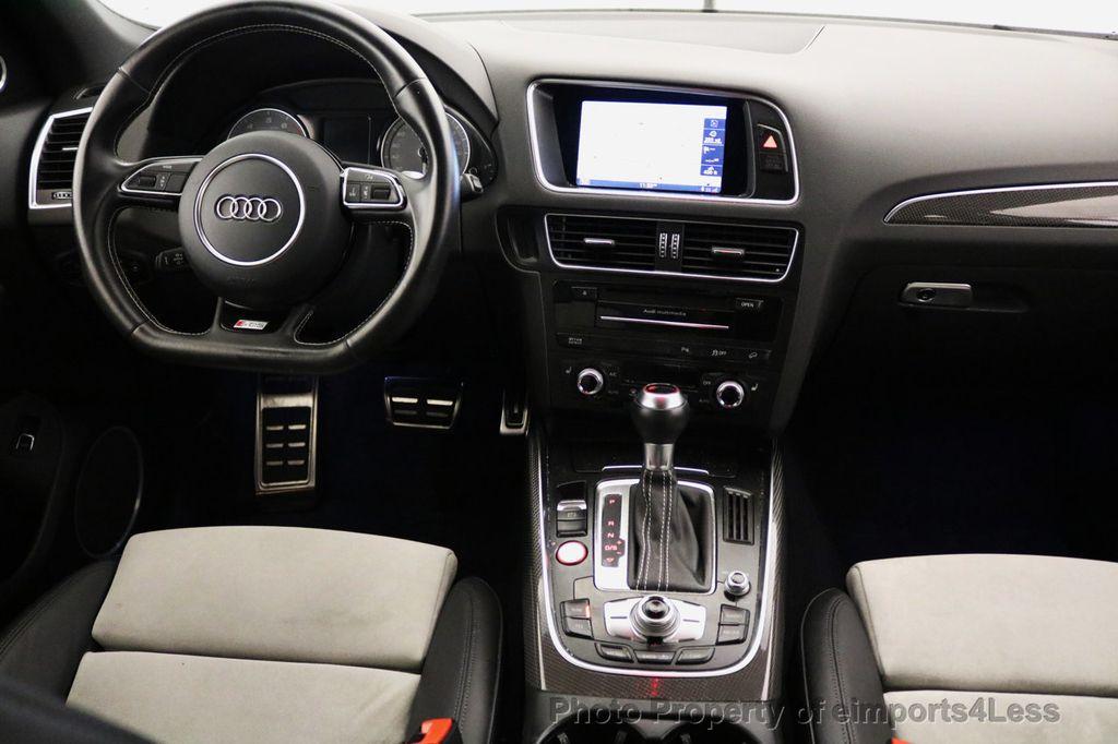 2016 Audi SQ5 CERTIFIED SQ5 3.0T Quattro BLACK OPTIC TECH CAM NAV - 17679322 - 34