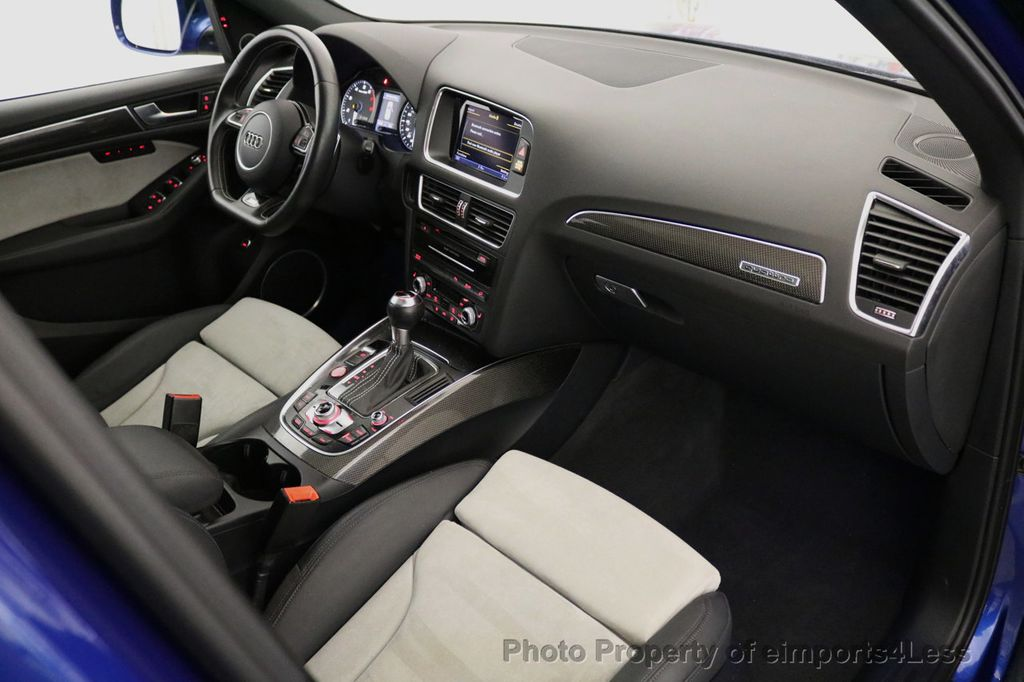 2016 Audi SQ5 CERTIFIED SQ5 3.0T Quattro BLACK OPTIC TECH CAM NAV - 17679322 - 35