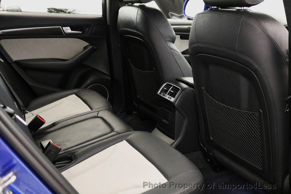 2016 Audi SQ5 CERTIFIED SQ5 3.0T Quattro BLACK OPTIC TECH CAM NAV - 17679322 - 37
