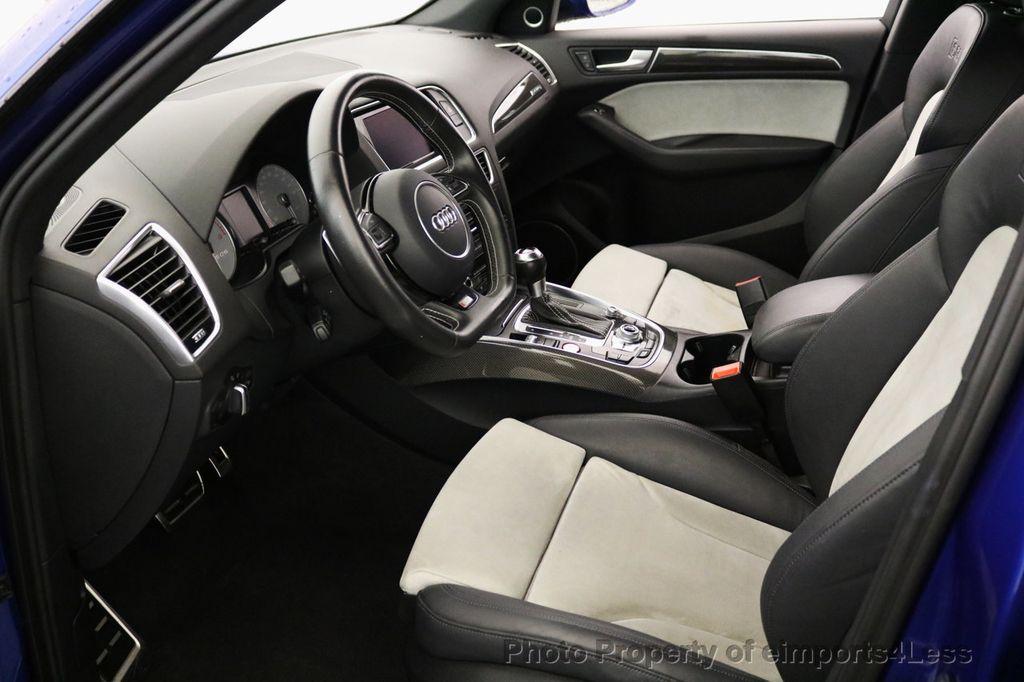 2016 Audi SQ5 CERTIFIED SQ5 3.0T Quattro BLACK OPTIC TECH CAM NAV - 17679322 - 47