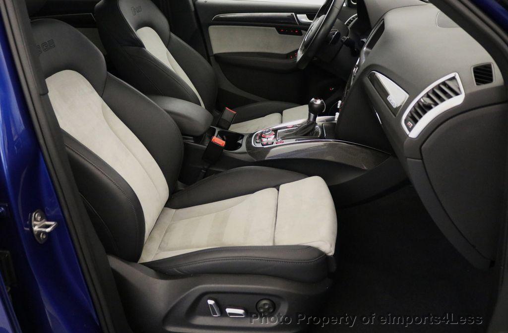 2016 Audi SQ5 CERTIFIED SQ5 3.0T Quattro BLACK OPTIC TECH CAM NAV - 17679322 - 48