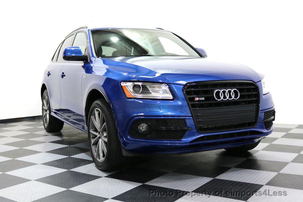 2016 Audi SQ5 CERTIFIED SQ5 3.0T Quattro BLACK OPTIC TECH CAM NAV - 17679322 - 54