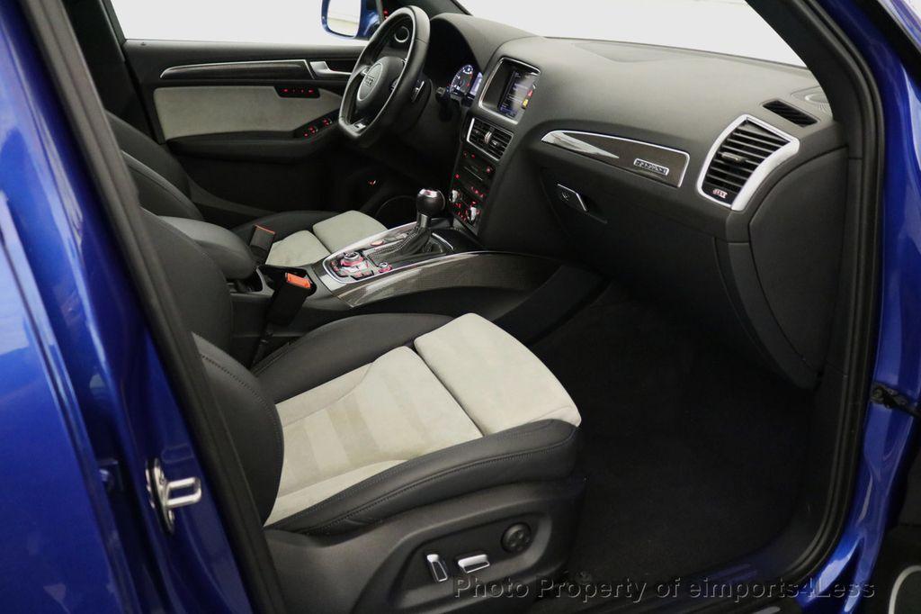 2016 Audi SQ5 CERTIFIED SQ5 3.0T Quattro BLACK OPTIC TECH CAM NAV - 17679322 - 6