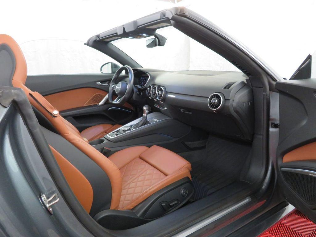 2016 Audi TT 2dr Roadster S tronic quattro 2.0T - 18406480 - 11
