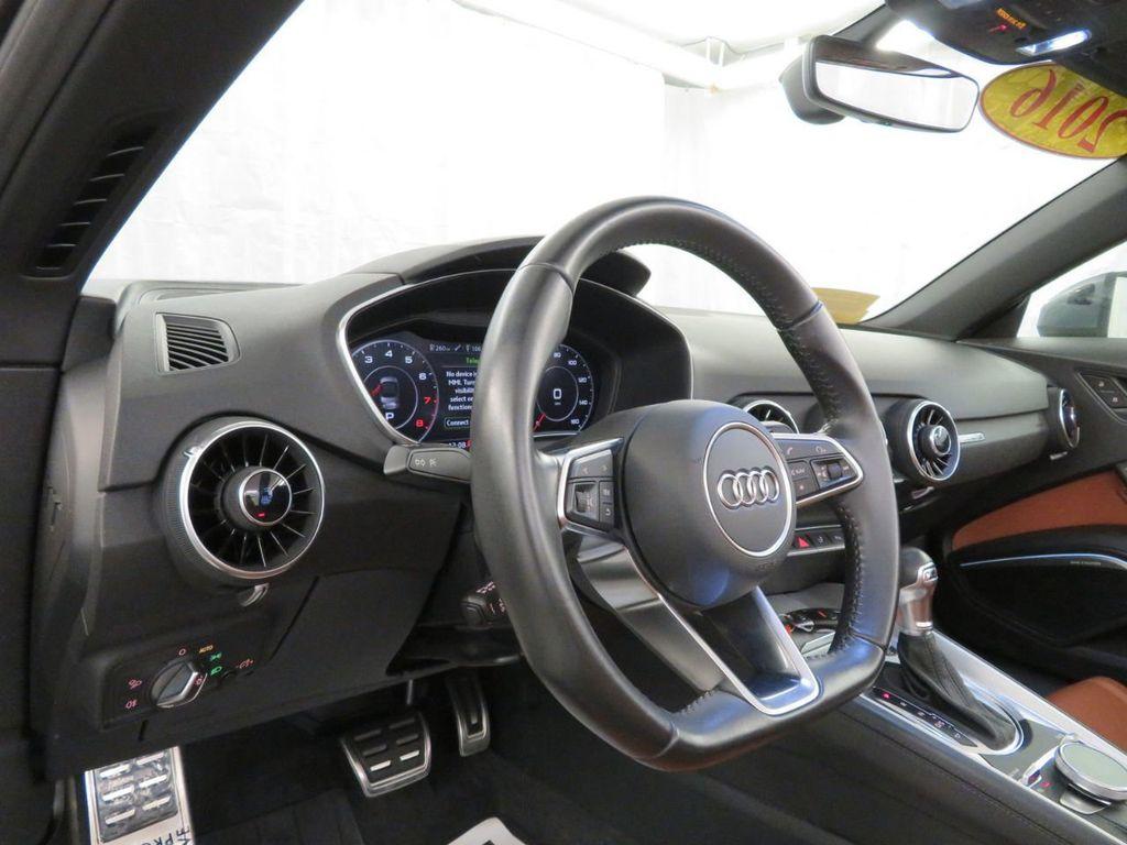 2016 Audi TT 2dr Roadster S tronic quattro 2.0T - 18406480 - 17