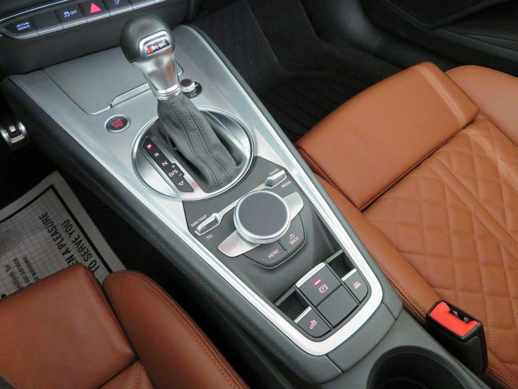 2016 Audi TT 2dr Roadster S tronic quattro 2.0T - 18406480 - 26