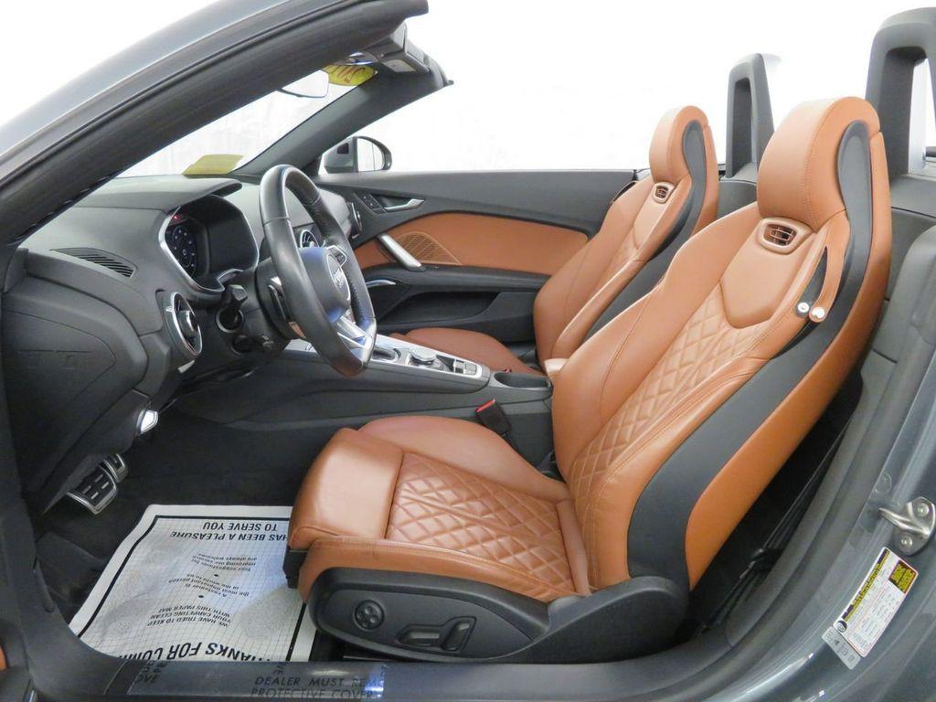 2016 Audi TT 2dr Roadster S tronic quattro 2.0T - 18406480 - 7