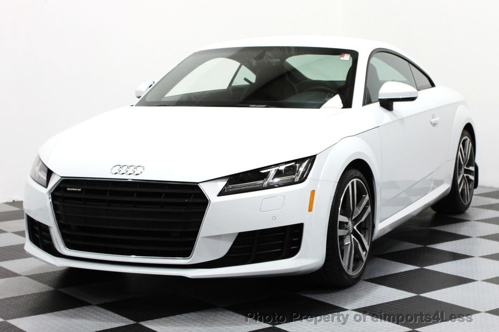 2016 audi tt certified tt quattro awd technology coupe for sale in perkasie pa 37 951. Black Bedroom Furniture Sets. Home Design Ideas