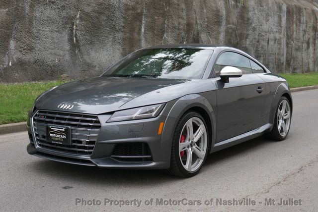 2016 Used Audi TTS 2dr Coupe S tronic quattro 2 0T at MotorCars of  Nashville - Mt Juliet Serving Mt Juliet, TN, IID 19035273