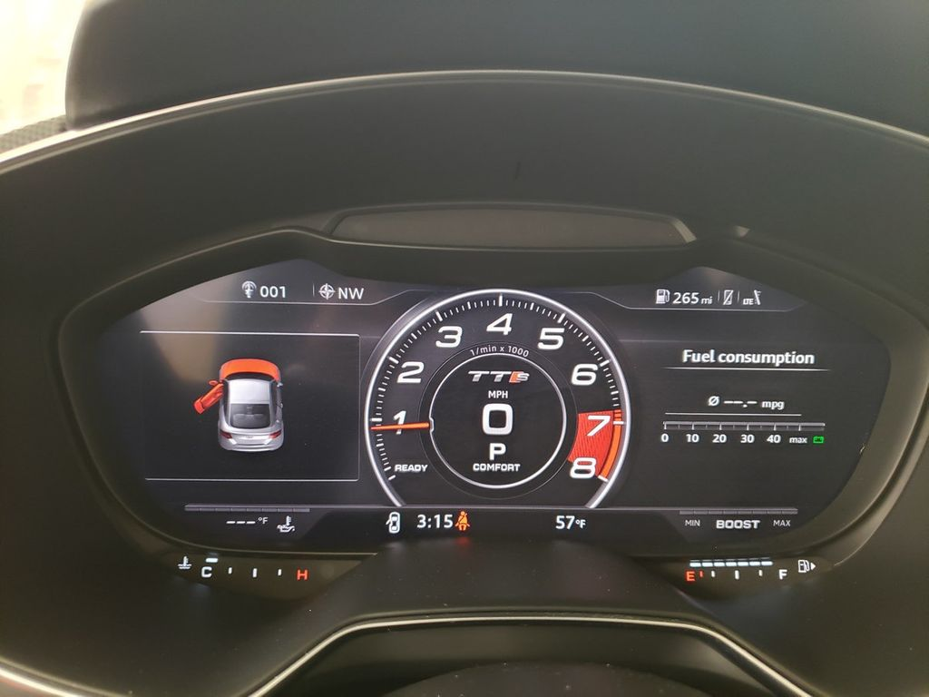 2016 Audi TTS 2dr Coupe S tronic quattro 2.0T - 18210817 - 25