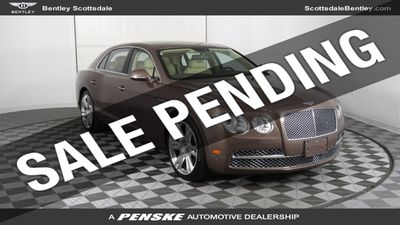 2016 Bentley Flying Spur W12 60 mo Penske Premium Lease $1,489.15 @ month plus tax Sedan - Click to see full-size photo viewer